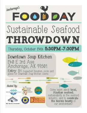 Join Us for Food Day in Anchorage!