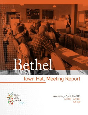 Bethel Town Hall Report AvailableNow!